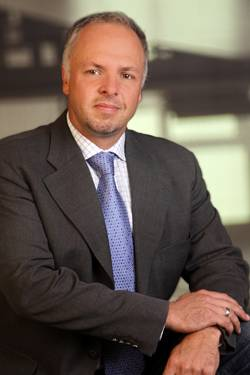 Ralf Pluch, Sales Director for Europe