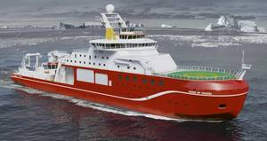 Polar Ship Research (Photo: UK Marine Industries Alliance)