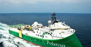 Polarcus Alima. Photo by Polarcus DMCC