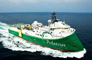Photo: Polarcus DMCC