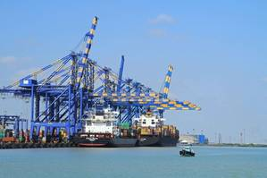 Mundra Port. Photo: Adani Group