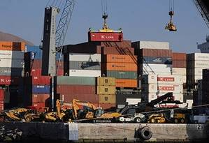 Photo: Port of Iquique