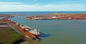 File photo: Port of Port Hedland