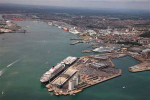 Port of Southampton: Photo credit AB Parking