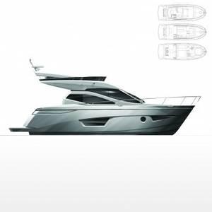 Portofino Fly 35: Image credit A Award