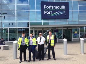 Photo courtesy of Portsmouth Pilots