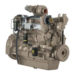 PowerTech 6.8L_Auxiliary Engine (Photo: John Deere)