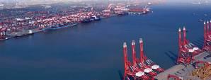 Photo: Qingdao Port International