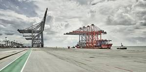 Photo: DP World London Gateway