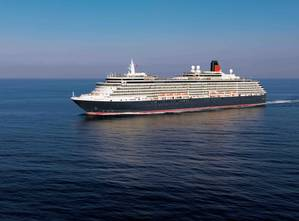 Queen Vic Exterior (Photo: Cunard)
