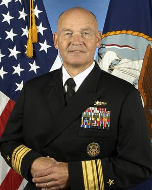 Mark Buzby (Photo: U.S. Navy)
