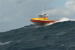 RIB on a Wave: Photo credit FRC