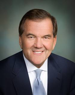 Former U.S. Homeland Security Secretary Tom Ridge