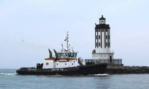 Tugboat Robert Franco: Photo credit Harley Marine Services
