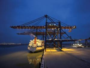 Photo: Port of Rotterdam