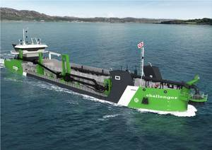 Royal IHC sells TSHD Easydredge
