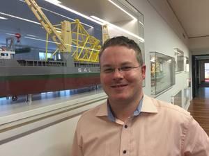 Jürgen Kuntz  ((Photo credit: SAL Heavy Lift)