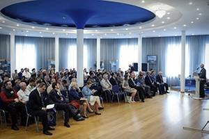The Morintekh-Praktik Scientific Conference in which SENER participated (Photo: SENER)