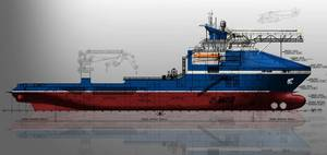 Multipurpose Support Vessel designed by SENER