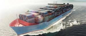 Image: A.P. Moeller-Maersk Triple-E