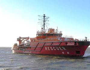 M/V Spasatel Zaborschikov: Photo courtesy of the builders