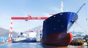 Shipyard photo credit STX