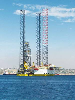 Photo courtesy of Saipem