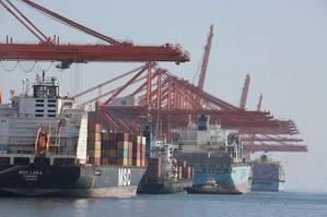 Salalah container berth