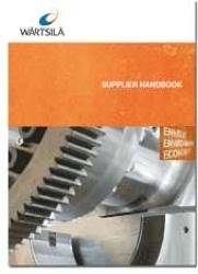 Suppliers Handbook: Image credit Wärtsilä