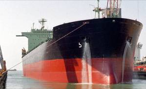 Bulk carrier: Image courtesy of Scorpio Bulkers