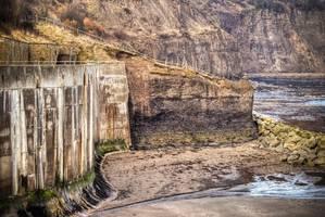 Seawall Defense in Yorkshire