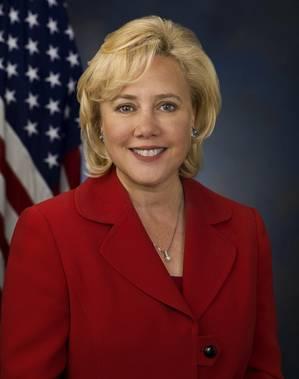 U.S. Senator Mary L. Landrieu