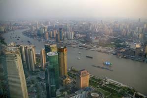 Huangpu River: Photo Wiki CCL