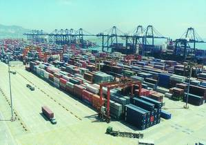 Photo: Shenzhen Yantian Port