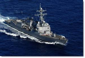 USS Nitze (Photo: United States Navy)