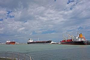 File photo: Port of Corpus Christi