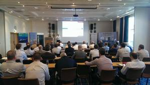 Representatives from Norways shipbuilding industry gathered to discuss the advances in technology and the future requirements of the industry.
