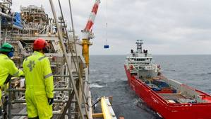Skandi Mongstad at the Norne field (October 2013). File Photo: Statoil