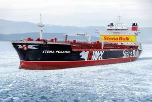 Stella Polaris: Photo credit Stena