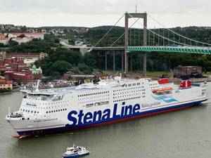Stena Germanica (Photo: Stena Line)