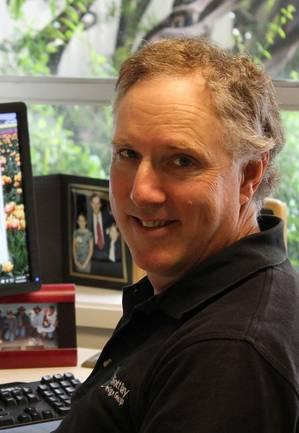 Steve Harris (Photo: EBDG)