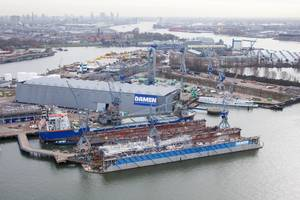 Stornes at Damen Shiprepair Rotterdam_LR