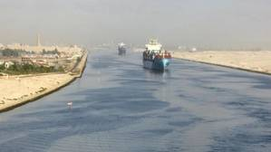 Pic: Suez Canal Authority