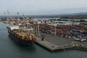 (Photo courtesy of Port of Tauranga)