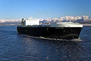 Midnight Sun will be converted to dual fuel LNG propulsion starting in December 2015 (Photo: TOTE)