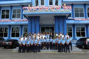 The Akademi Maritim (AKMI) Suaka Bahari Cirebon
