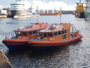 The Edradour, with sister vessel the Aberlour (Photo courtesy of N-Sea)