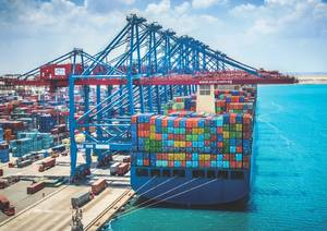 The Suez Canal Container Terminal, part of the APM Terminals Global Terminal Network, is increasing annual throughput capacity to 5.4 million TEUs, the largest in the Mediterranean
