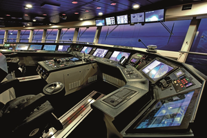The Wärtsilä Nacos Platinum series of navigation, automation and control systems has been updated and will be introduced at the SMM conference and exhibition taking place in Hamburg, Germany from September 5 to 9.