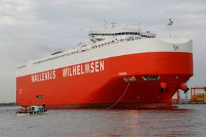 MV Theben (Photo: WWL)